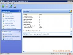 Quick'n Easy FTP Server bild 6 Thumbnail