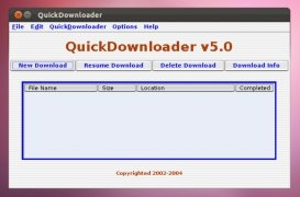 QuickDownloader image 1 Thumbnail