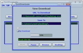 QuickDownloader immagine 1 Thumbnail