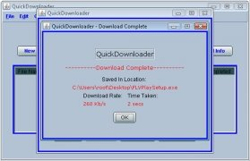 QuickDownloader immagine 2 Thumbnail