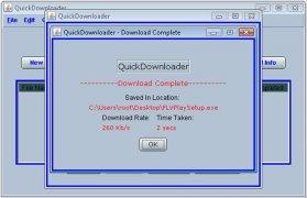 QuickDownloader image 2 Thumbnail
