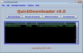 QuickDownloader image 3 Thumbnail