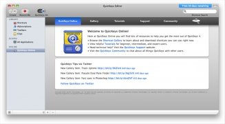 QuicKeys imagem 1 Thumbnail