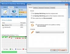 Quicksys Disk Defrag immagine 2 Thumbnail
