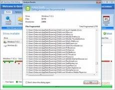 Quicksys Disk Defrag imagen 3 Thumbnail