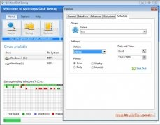 Quicksys Disk Defrag immagine 4 Thumbnail