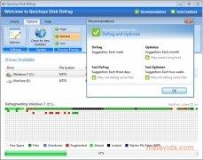 Quicksys Disk Defrag image 5 Thumbnail