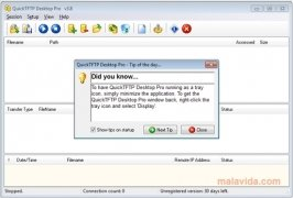 QuickTFTP Desktop imagem 1 Thumbnail