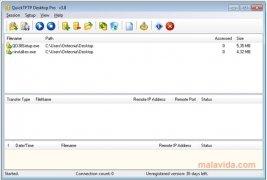 QuickTFTP Desktop image 2 Thumbnail