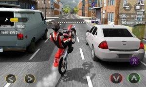 Race the Traffic Moto imagem 1 Thumbnail