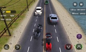 Race the Traffic Moto imagen 2 Thumbnail