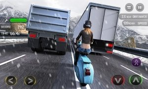 Race the Traffic Moto imagen 4 Thumbnail