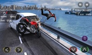 Race the Traffic Moto imagen 5 Thumbnail