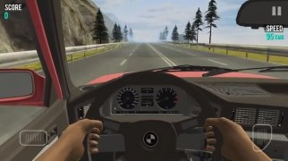 Racing in Car imagem 1 Thumbnail