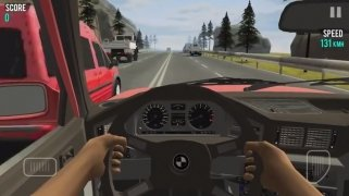 Racing in Car imagem 2 Thumbnail