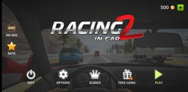 Racing in Car 2 imagen 2 Thumbnail