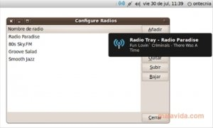 Radio Tray imagem 1 Thumbnail