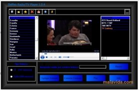 Radio/TV Player imagen 1 Thumbnail