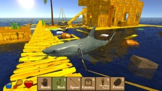 Raft Survival Simulator image 5 Thumbnail