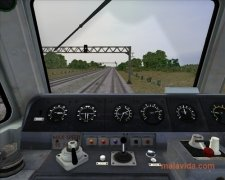 Rail Simulator imagem 2 Thumbnail