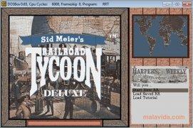 Railroad Tycoon imagen 2 Thumbnail
