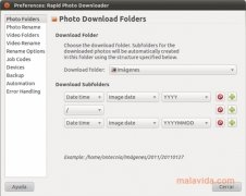 Rapid Photo Downloader imagen 4 Thumbnail