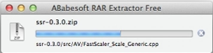 RAR Extractor Lite 5 6 1 - Descargar para Mac Gratis