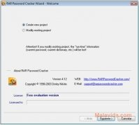 RAR Password Cracker imagen 1 Thumbnail