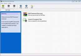 RAR Password Unlocker image 1 Thumbnail