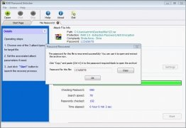 RAR Password Unlocker image 2 Thumbnail