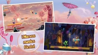 Rayman Fiesta Run imagen 2 Thumbnail