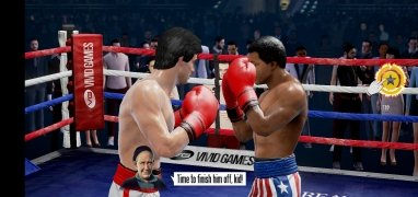 Real Boxing 2 ROCKY imagen 2 Thumbnail