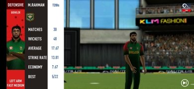 Real Cricket 18 bild 15 Thumbnail