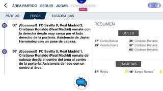 Real Madrid App bild 5 Thumbnail