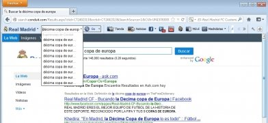 Real Madrid FC Toolbar image 2 Thumbnail