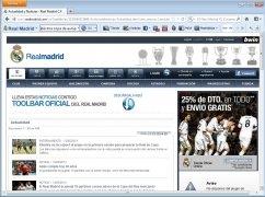 Real Madrid FC Toolbar imagem 3 Thumbnail
