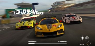 Real Racing 3 bild 2 Thumbnail