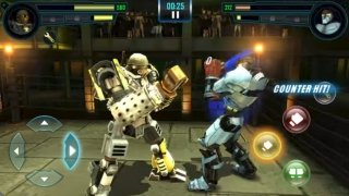 Real Steel World Robot Boxing imagen 1 Thumbnail