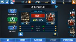 Real Steel World Robot Boxing imagen 4 Thumbnail