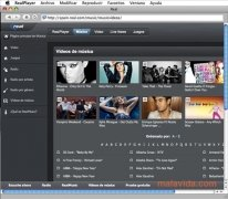 RealPlayer  1.1.0 Español imagen 3