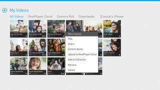 RealPlayer Cloud imagem 4 Thumbnail