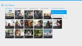 RealPlayer Cloud imagem 5 Thumbnail