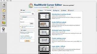 RealWorld Cursor Editor imagen 1 Thumbnail