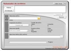 Rebanador de archivos imagen 1 Thumbnail