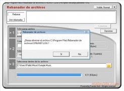 Rebanador de archivos imagen 3 Thumbnail