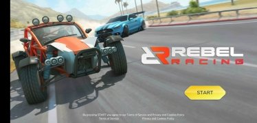 Rebel Racing bild 2 Thumbnail
