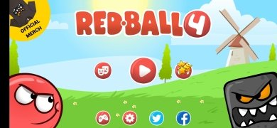 Red Ball 4 image 2 Thumbnail
