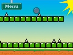 Red Bouncing Ball Spikes Изображение 4 Thumbnail