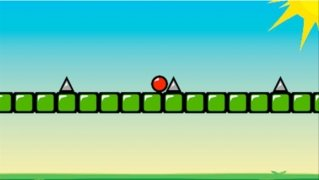 Red Bouncing Ball Spikes imagem 3 Thumbnail