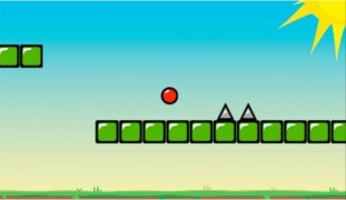 Red Bouncing Ball Spikes imagen 4 Thumbnail
